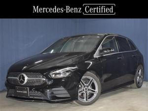 メルセデス・ベンツ Bクラス B200 d AMGライン ナビゲーションパッケージ 2年保証 新車保証