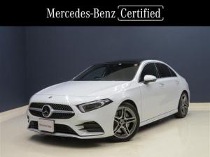 メルセデス・ベンツ Aクラスセダン A250 4マチック セダン AMGライン レーダーセーフティパッケージ AMGレザーエクスクルーシブパッケージ アドバンスドパッケージ ナビゲーションパッケージ 2年保証 新車保証