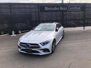 メルセデスAMG CLSクラス CLS53 4マチック+ 2年保証 新車保証