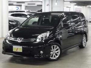 トヨタ アイシス プラタナ サイドリフトアップシート 電動スライド SDナビ