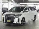 トヨタ/アルファード 3.5SC後期3眼LED10型ナビ後席モニタS/Rモデリスタ