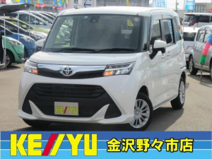 トヨタ タンク G-T 2WD