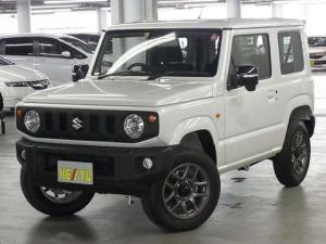 スズキ ジムニー XC4WD デュアルセンサーブレーキ シートヒータ クルコン