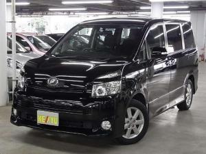 トヨタ ヴォクシー Z 8人乗HDDナビDVD地デジBカメラETCエアロ自動ドア