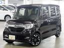 ホンダ/N-BOXカスタム G Lターボ ホンダセンシング 2WD