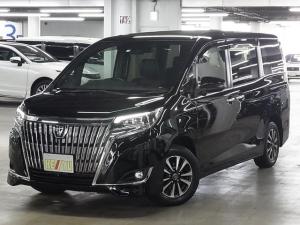 トヨタ エスクァイア Gi 後期 ALPINE11インチナビ・フリップダウンモニター シートヒーター 黒レザー 両側電動スライド バックカメラ フルセグ Bluetooth ETC クルコン スペアキー有 トヨタセーフティセンス
