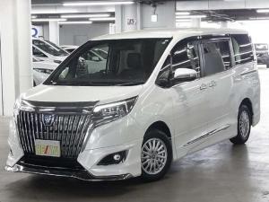 トヨタ エスクァイア Gi 革シート フルエアロ 両側電動スライド SDナビ バックカメラ フルセグ ナビ&TV Bluetooth