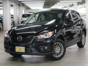 マツダ CX-5 XD Lパッケージ 4WD ディーゼル 衝突軽減ブレーキ RVM シートヒーター 電動黒レザー 純正SDナビ バック・サイドカメラ Bluetooth フルセグ DVD ETC クルコン スタッドレス 純正19アルミ車載