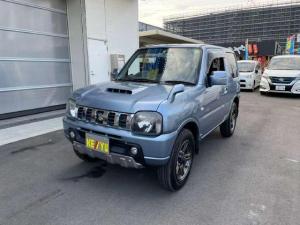 スズキ ジムニー クロスアドベンチャー 4WD ETC ワンセグ ナビ&TV ETC ハーフレザーシート 背面タイヤ ダブルエアバッグ ABS 保証書あり