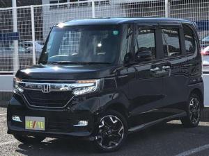 ホンダ N-BOXカスタム G・Lターボホンダセンシング 4WD 両側電動スライド アダプティブクルーズコントロール SDナビ バックカメラ ETC フルセグ ナビ&TV Bluetooth