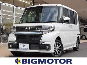 ダイハツ タント カスタムX トップエディションVS SAIII 4WD