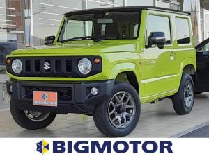 スズキ ジムニー XC/4WD ブラック2トーンルーフ Bluetooth