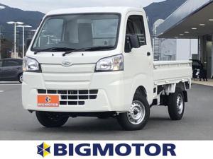 ダイハツ ハイゼットトラック スタンダード 純正ラジオAM/FM届出済未使用車