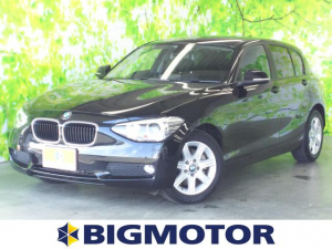 BMW 1シリーズ 116i スペアキーヘッドライトHID ETC AW