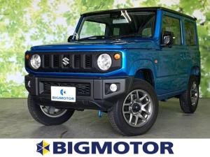 スズキ ジムニー XC 4WD セーフティサポート シートヒーター アルミ
