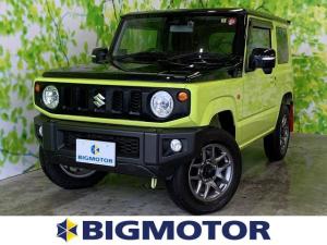スズキ ジムニー XC 4WD シートヒーター ETC レーンアシスト