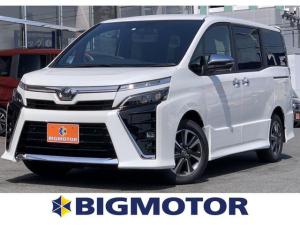 トヨタ ヴォクシー ZS キラメキII セーフティセンス アイドリングストップ