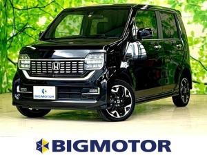 ホンダ N-WGNカスタム L・ターボホンダセンシング 4WD スマートキー ETC