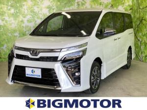トヨタ ヴォクシー ZS 煌II オートライト盗難防止システム EBD付ABS