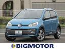 フォルクスワーゲン/VW アップ! クロス アップ! Bluetooth接続 ワンオーナー