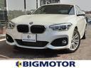 BMW/BMW 118i Mスポーツ 修復歴無 ワンオーナー 衝突安全装置