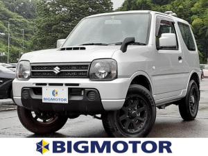 スズキ ジムニー XG 4WD ナビ キーレス ワンオーナー アルミタイヤ