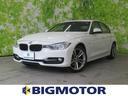 BMW/3シリーズ 320dブルーPFスポーツ メーカーナビ/本革シート/クルコ