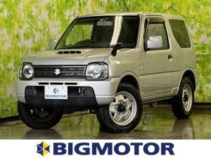 スズキ ジムニー XG 社外ナビ&ETC 4WD キーレス ワンオーナー