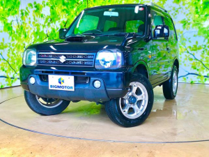 スズキ ジムニー ワイルドウインド キーレス/4WD
