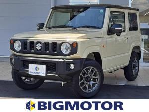 スズキ ジムニー XC 修復歴無 ワンオーナー 禁煙車 ターボ 4WD