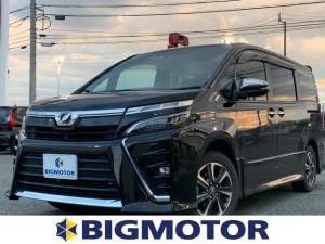トヨタ ヴォクシー ZSキラメキ 横滑り防止装置 盗難防止システム ETC