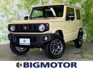 スズキ ジムニー XC 4WD/セーフティー/LED 修復歴無 キーレス