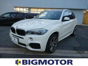 BMW X5 xDrive35i_Mスポーツ
