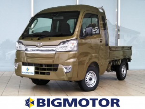 ダイハツ ハイゼットトラック ジャンボSA3t /4WD/LEDヘッド&フォグ/4AT車