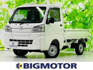 ダイハツ ハイゼットトラック スタンダードSA3t 4WD/LEDヘッドライト/スマアシ3 レーンアシスト