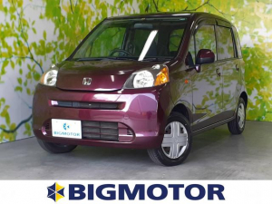 ホンダ ライフ G EBD付ABS/エアバッグ 運転席/エアバッグ 助手席/パワーウインドウ/パワーステアリング/マニュアルエアコン バックカメラ