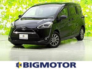 トヨタ シエンタ G 社外 7インチ メモリーナビ/ヘッドランプ LED/ETC/EBD付ABS/TV/エアバッグ 運転席/エアバッグ 助手席/パワーウインドウ/キーレスエントリー/オートエアコン/パワーステアリング