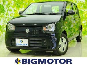 スズキ アルト L EBD付ABS/横滑り防止装置/アイドリングストップ/エアバッグ 運転席/エアバッグ 助手席/パワーウインドウ/キーレスエントリー/シートヒーター 前席/パワーステアリング/マニュアルエアコン