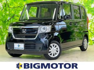 ホンダ N-BOX G・ホンダセンシング 4WD/ホンダセンシングレス/スライドドア/プッシュスタート LEDヘッドランプ 禁煙車 盗難防止装置 アイドリングストップ シートヒーター レンタカーアップ