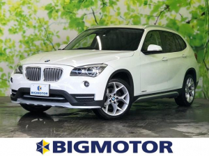BMW X1 sDrive20i xライン 純正 HDDナビ/シート フルレザー/ヘッドランプ HID/EBD付ABS/横滑り防止装置/エアバッグ 運転席/エアバッグ 助手席/エアバッグ サイド/アルミホイール/パワーウインドウ 革シート