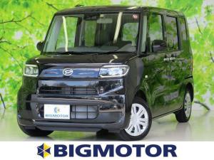 ダイハツ タント L キーレス/ヘッドランプ LED/EBD付ABS/横滑り防止装置/アイドリングストップ/エアバッグ 運転席/エアバッグ 助手席/エアバッグ サイド/パワーウインドウ/キーレスエントリー