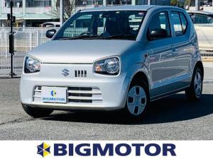 スズキ アルト L デュアルセンサーブレーキサポート/EBD付ABS/横滑り防止装置/アイドリングストップ/エアバッグ 運転席/エアバッグ 助手席/パワーウインドウ/キーレスエントリー/シートヒーター 前席 寒冷地