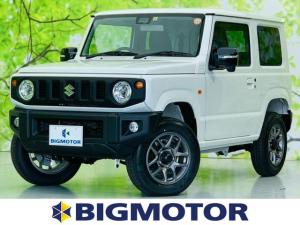 スズキ ジムニー XC スズキセーフティサポート/純正16インチAW/LEDヘッドライト/車線逸脱防止支援システム/ヘッドランプ LED/ABS/横滑り防止装置/エアバッグ 運転席/エアバッグ 助手席/エアバッグ サイド