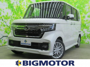 ホンダ N-BOXカスタム L・ターボ 現行モデル 登録済み仕様車