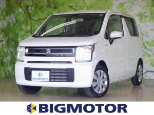 スズキ ワゴンR FX セーフティサポート/アイドリングストップ/シートヒーター/プッシュスタート