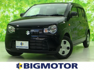 スズキ アルト L EBD付ABS/横滑り防止装置/アイドリングストップ/エアバッグ 運転席/エアバッグ 助手席/パワーウインドウ/キーレスエントリー/シートヒーター 前席/パワーステアリング/マニュアルエアコン 記録簿