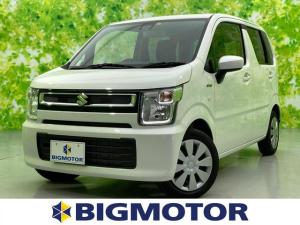 スズキ ワゴンR FX セーフティサポート/アイドリングストップ/シートヒーター/プッシュスタート/EBD付ABS/横滑り防止装置/エアバッグ 運転席/エアバッグ 助手席/パワーウインドウ/キーレスエントリー/オートエアコン