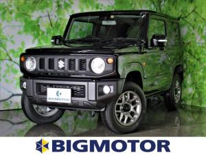 スズキ ジムニー XC LED/プッシュスタート/クルコン/車線逸脱防止支援システム/ヘッドランプ LED/ABS/横滑り防止装置/エアバッグ 運転席/エアバッグ 助手席/エアバッグ サイド/パワーウインドウ 4WD