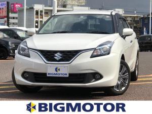 スズキ バレーノ XS ヘッドランプ LED/EBD付ABS/横滑り防止装置/エアバッグ 運転席/エアバッグ 助手席/アルミホイール/パワーウインドウ/キーレスエントリー/オートエアコン/シートヒーター 前席 ワンオーナー