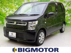 スズキ ワゴンR FX EBD付ABS/横滑り防止装置/アイドリングストップ/エアバッグ 運転席/エアバッグ 助手席/パワーウインドウ/キーレスエントリー/オートエアコン/シートヒーター 前席/パワーステアリング